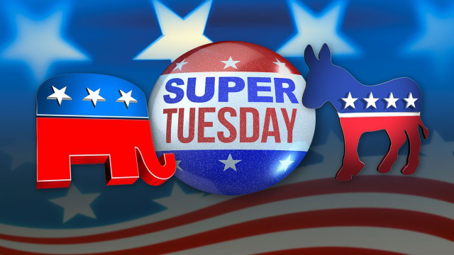 Super Tuesday – The Sexy Polit...