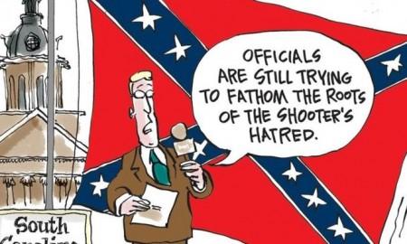 confederateflagcartoon
