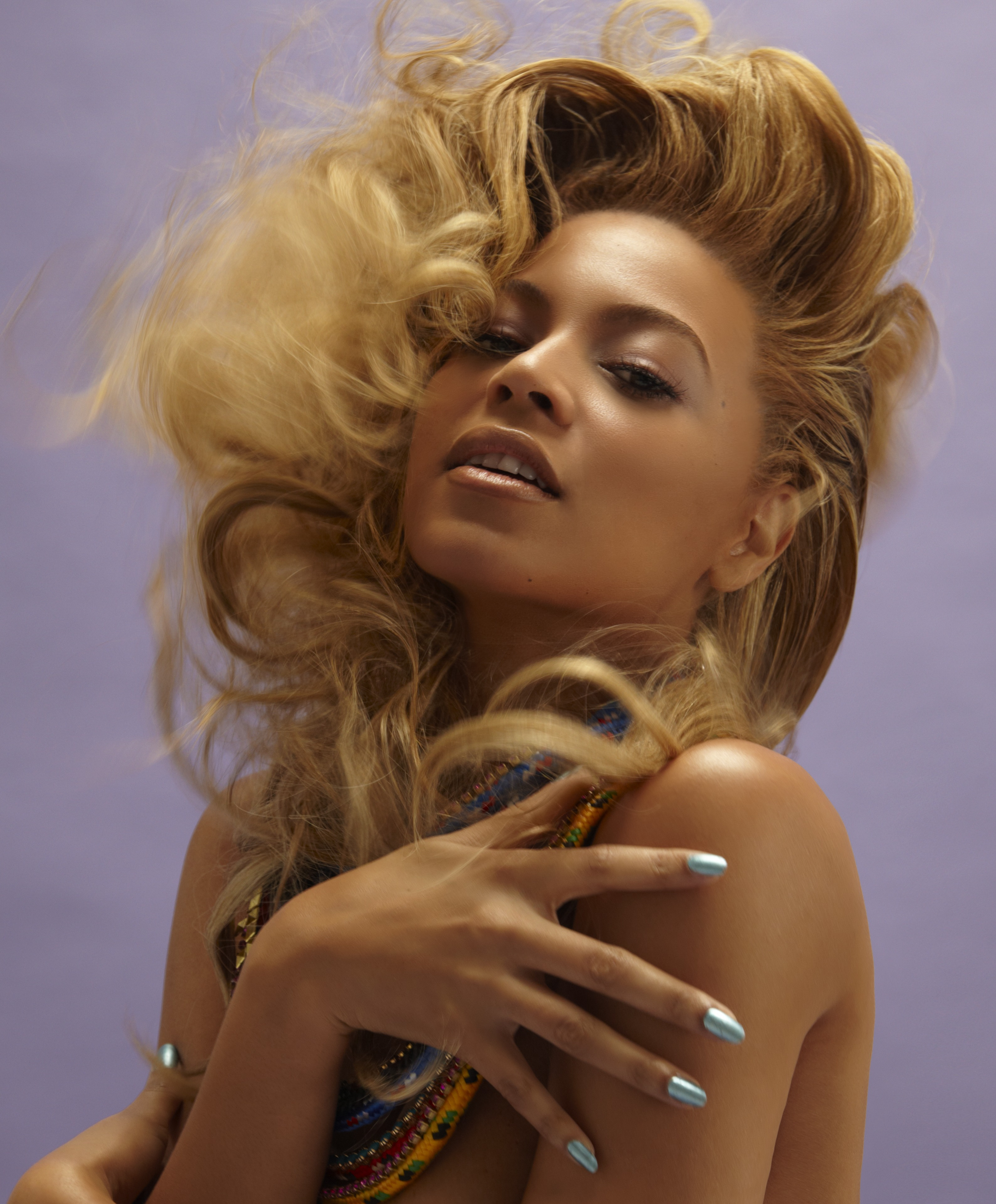 Beyonce, looking fabulous as always.