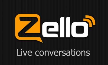 Zello Logo liver conversations
