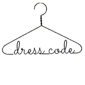 dress code hanger