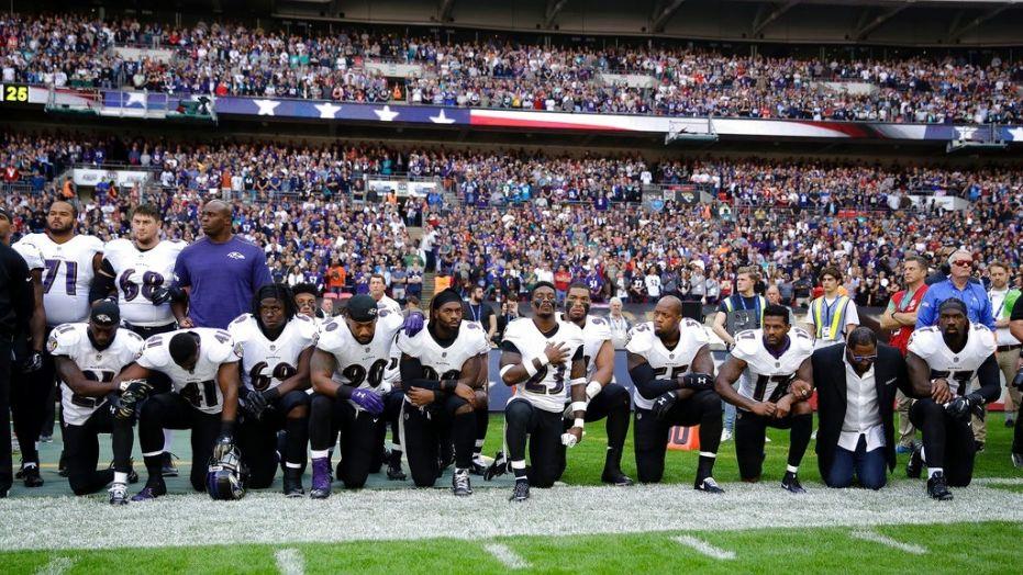NFL kneeling