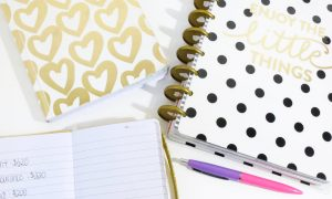 composition cute design diary