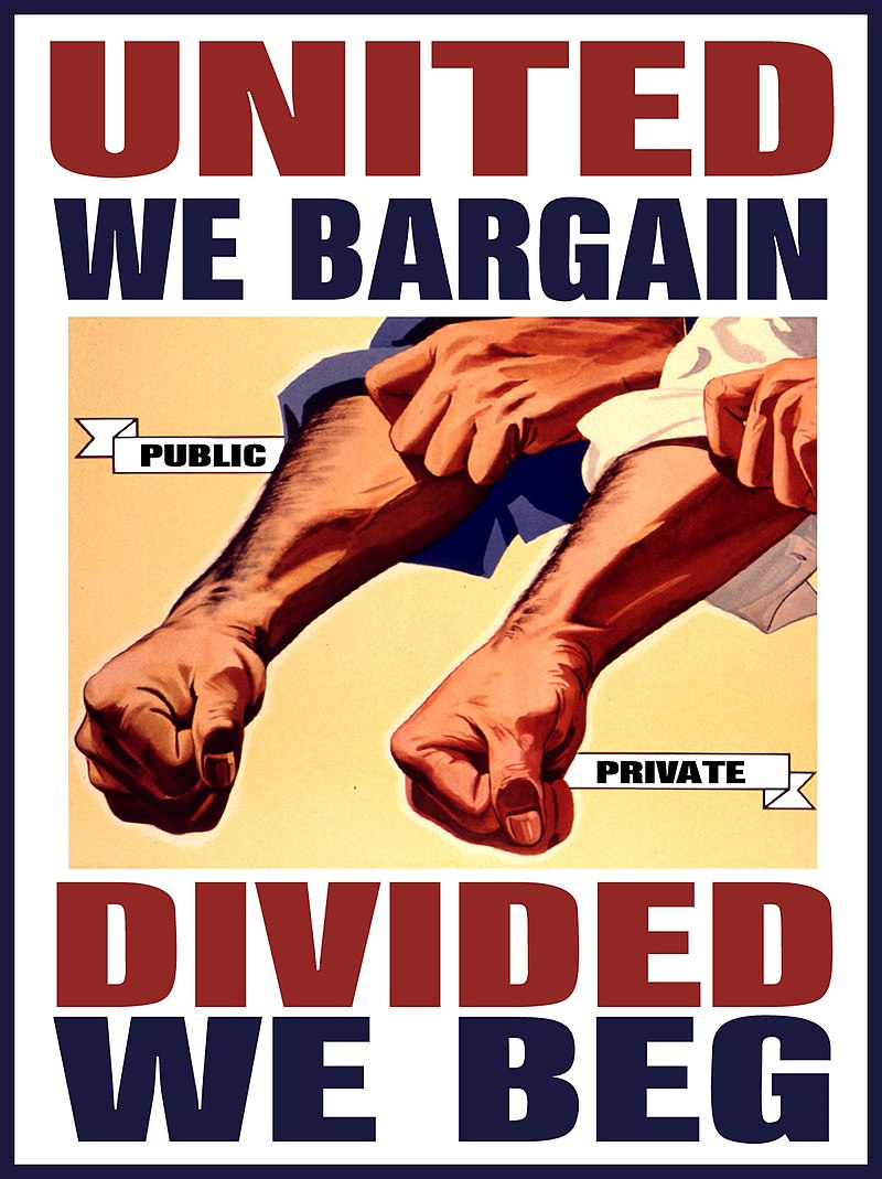 Bargaining between Employers and Employees