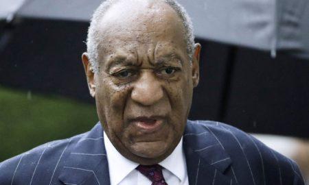 Bill Cosby in Suit